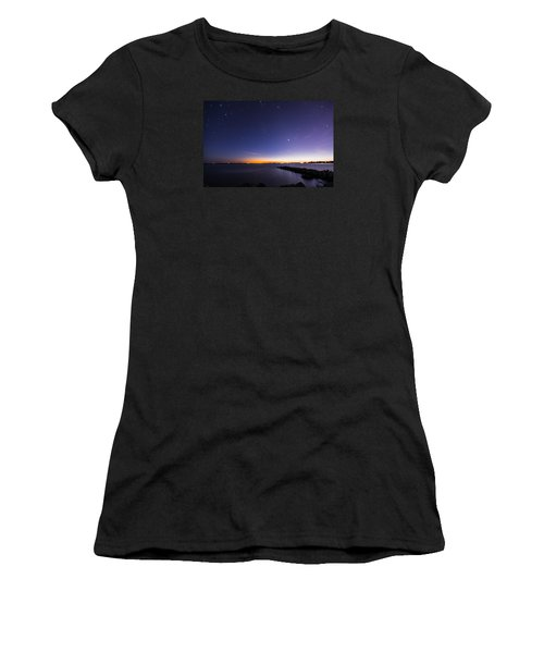 Stonington Skies Women's T-Shirt