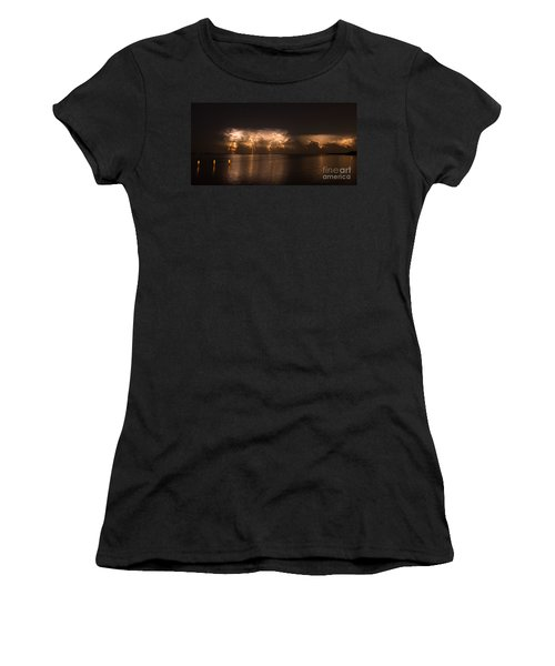 Storm Before Dawn Women's T-Shirt (Athletic Fit)
