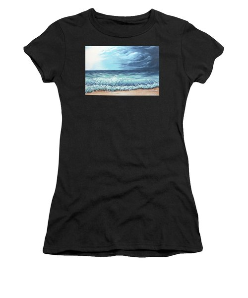 Storm Front Women's T-Shirt (Athletic Fit)