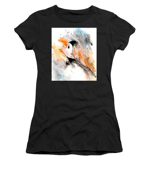 Storm Puffin Women's T-Shirt