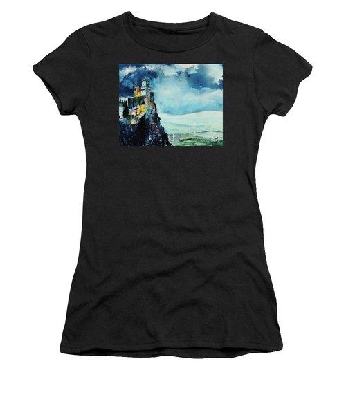 Storm The Castle Women's T-Shirt (Athletic Fit)