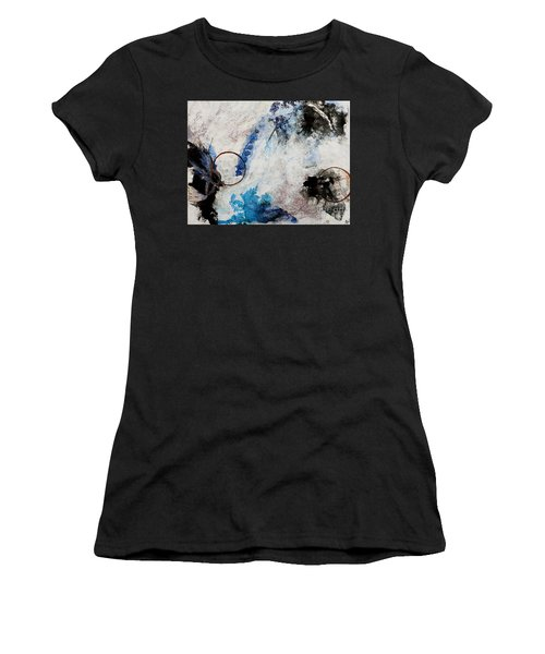 Stormy Bird Women's T-Shirt (Athletic Fit)