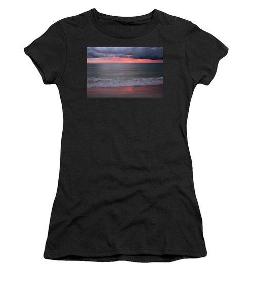 Stormy Sunset Women's T-Shirt