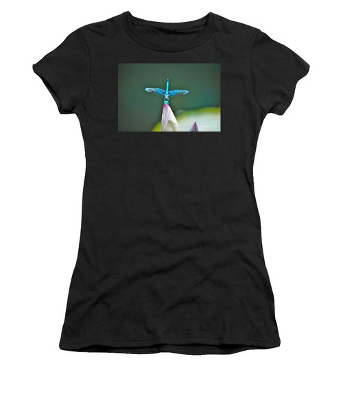 Straight Up Women's T-Shirt (Athletic Fit)