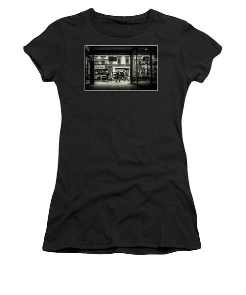 Women's T-Shirt featuring the photograph Strand by Stewart Marsden