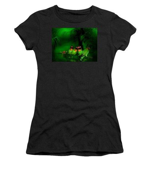 Strange Love Women's T-Shirt (Athletic Fit)