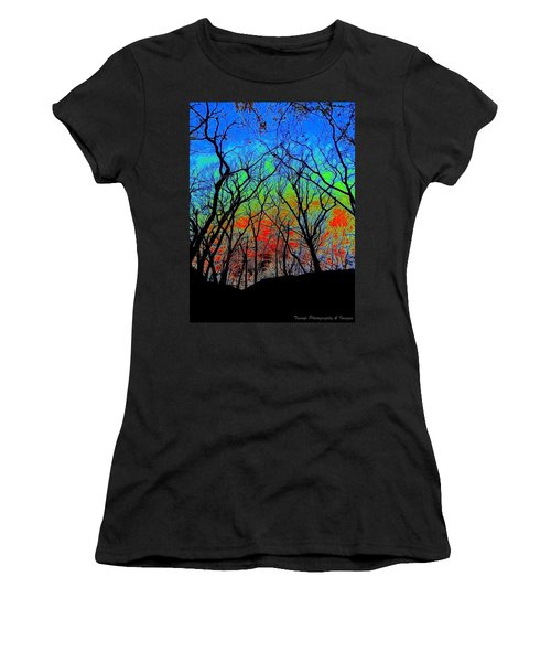 Strange Wanderings Women's T-Shirt