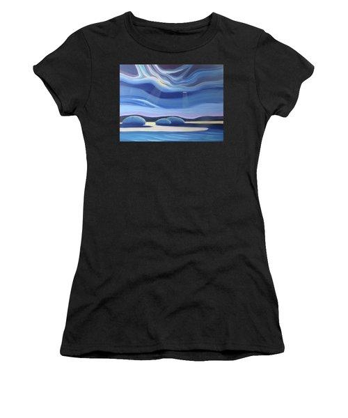 Streaming Light II Women's T-Shirt