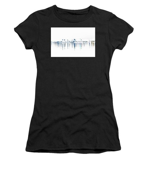 Streaming Lights Women's T-Shirt