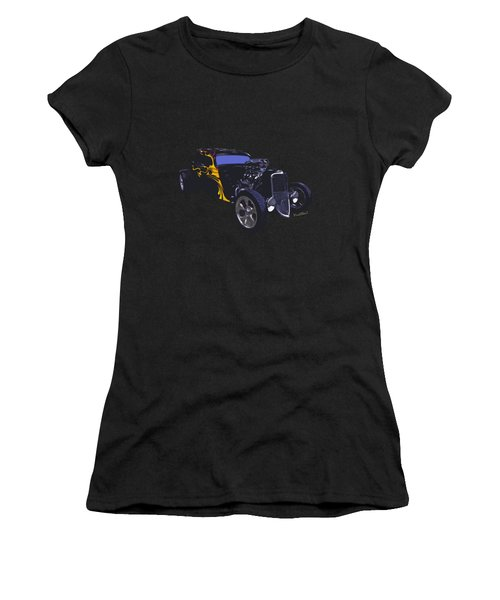 Street Rod What Is It Women's T-Shirt (Athletic Fit)
