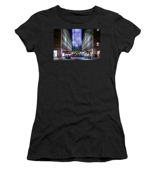 Rockefeller Center Women's T-Shirt
