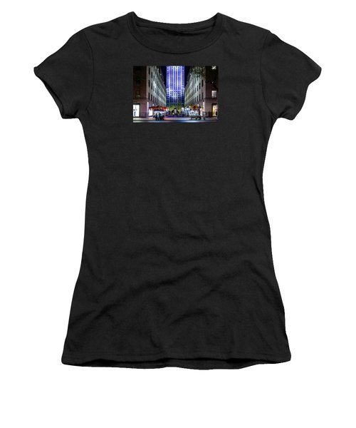 Rockefeller Center Women's T-Shirt