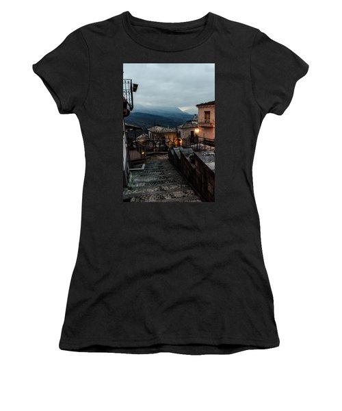 Streets Of Italy - Caramanico 3 Women's T-Shirt