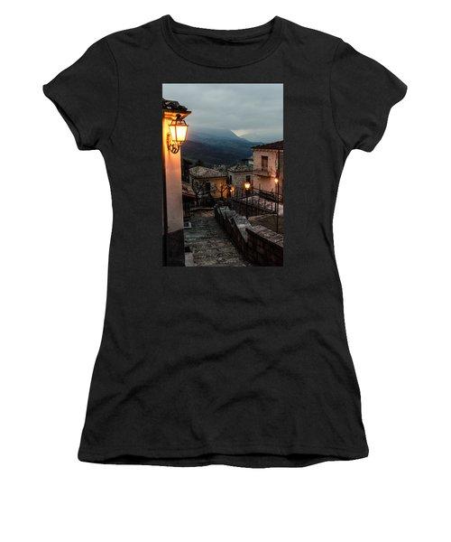 Streets Of Italy - Caramanico Women's T-Shirt