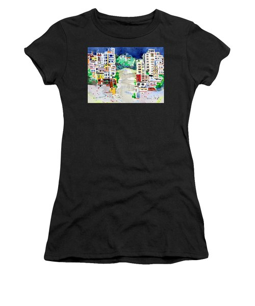 Streets Of San Francsico Women's T-Shirt (Athletic Fit)