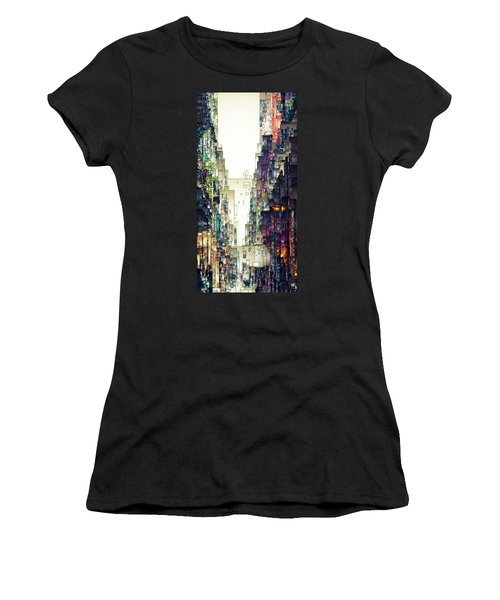 Streetscape 1 Women's T-Shirt (Athletic Fit)