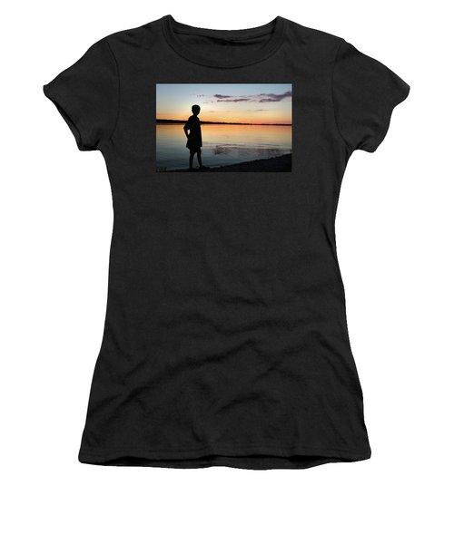 Strength Women's T-Shirt (Junior Cut) by Kelly Hazel