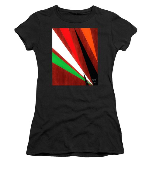 Stress Fractures  Women's T-Shirt (Athletic Fit)