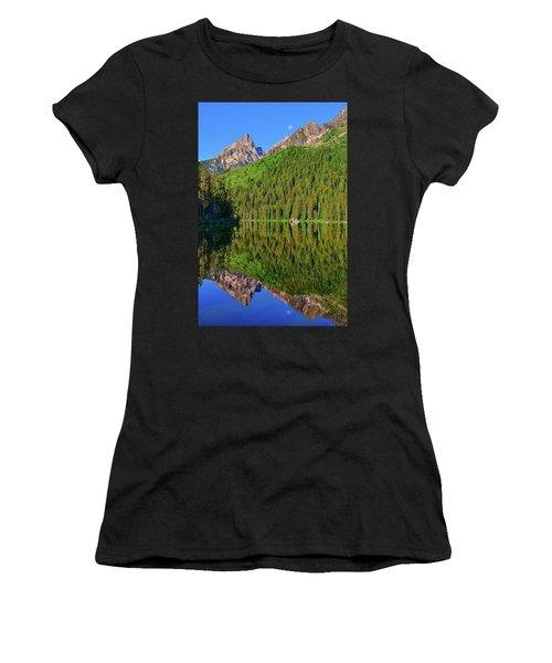 String Lake Morning Mirror Women's T-Shirt