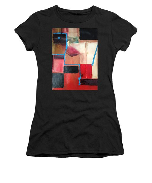 String Theory Abstraction Women's T-Shirt