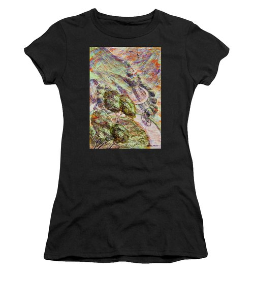 Striving To Sotres 1 Women's T-Shirt (Athletic Fit)