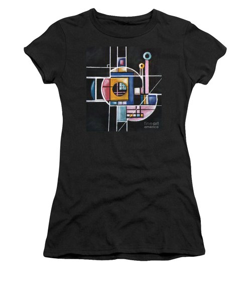 Structure Women's T-Shirt (Athletic Fit)
