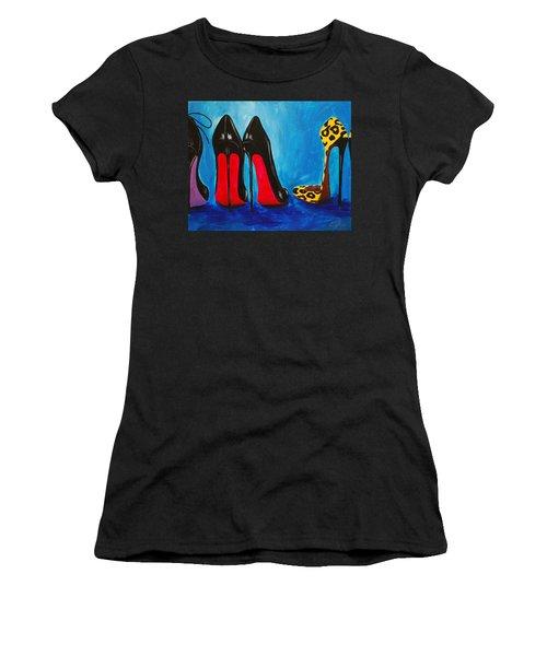 Strut Your Stuff Women's T-Shirt