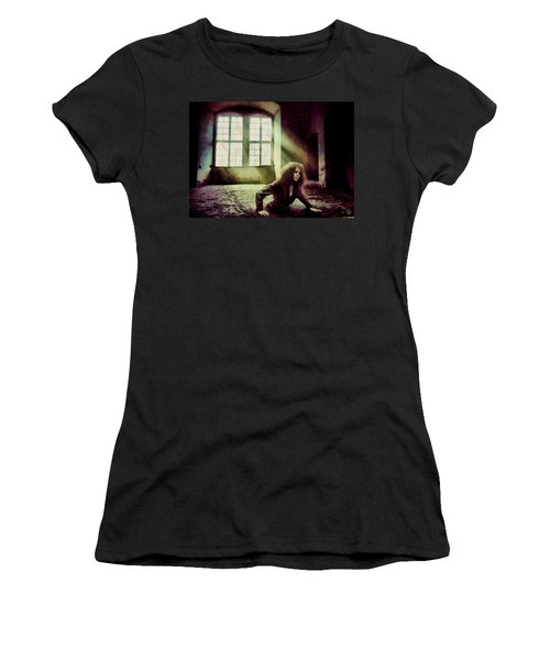 Stuck Women's T-Shirt