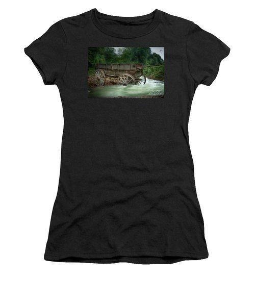 Stuck In Time Women's T-Shirt