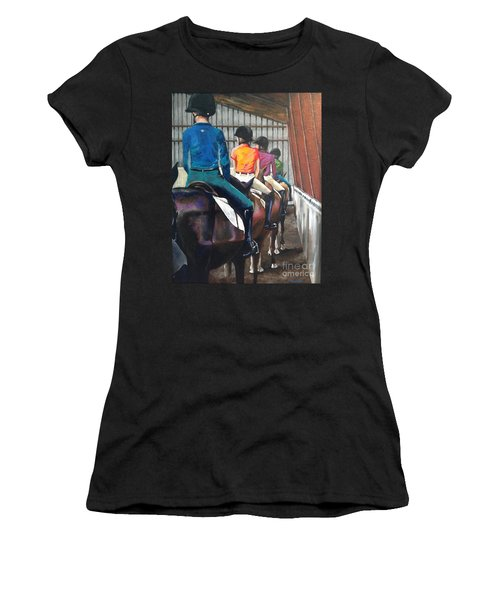 Students Learning Women's T-Shirt