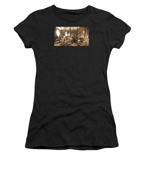 Studio Image Women's T-Shirt (Athletic Fit)