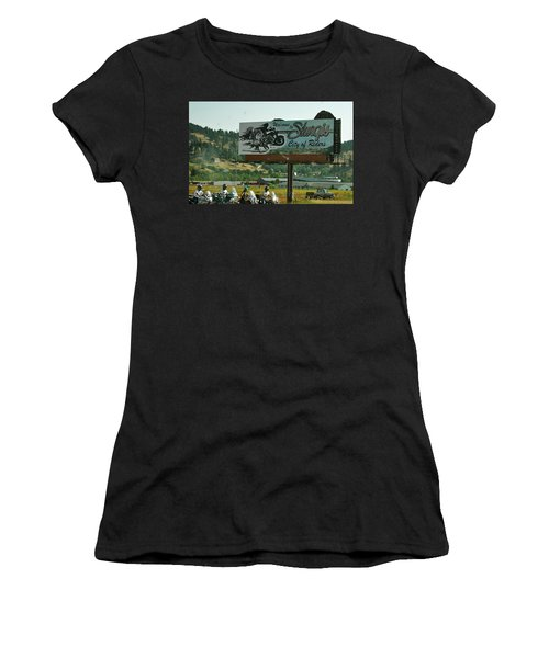 Sturgis City Of Riders Women's T-Shirt (Junior Cut)