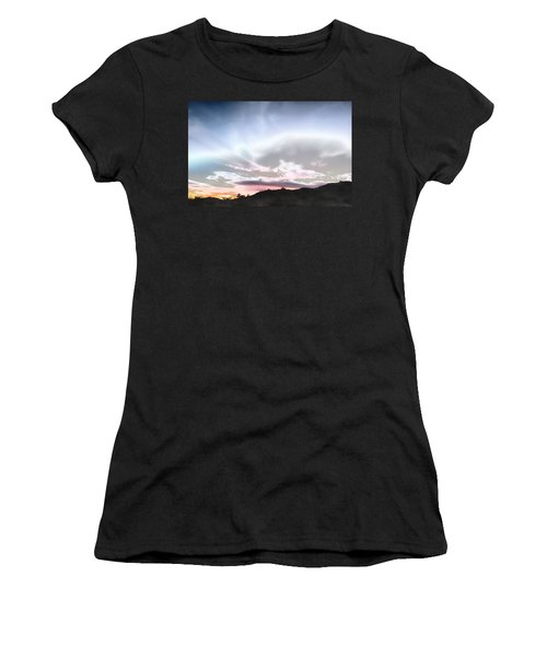 Submarine In The Sky Women's T-Shirt