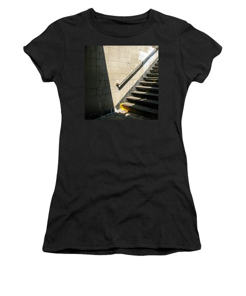 Subway Stairs Women's T-Shirt