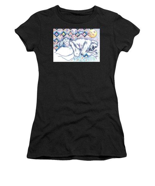 Suenos De Invierno Winter Dreams Women's T-Shirt