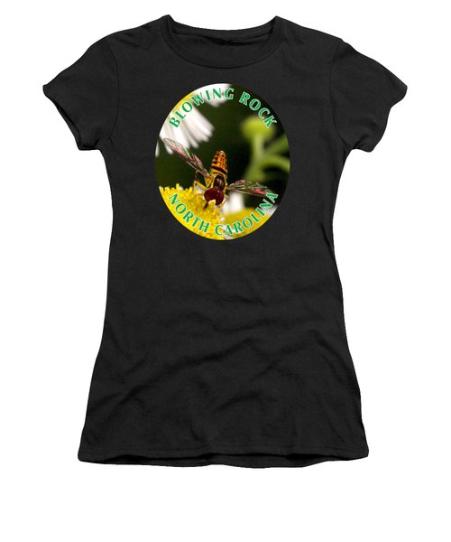 Sugar Bee T-shirt Women's T-Shirt (Athletic Fit)