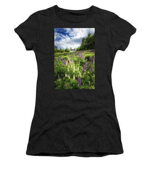 Sugar Hill Women's T-Shirt (Athletic Fit)