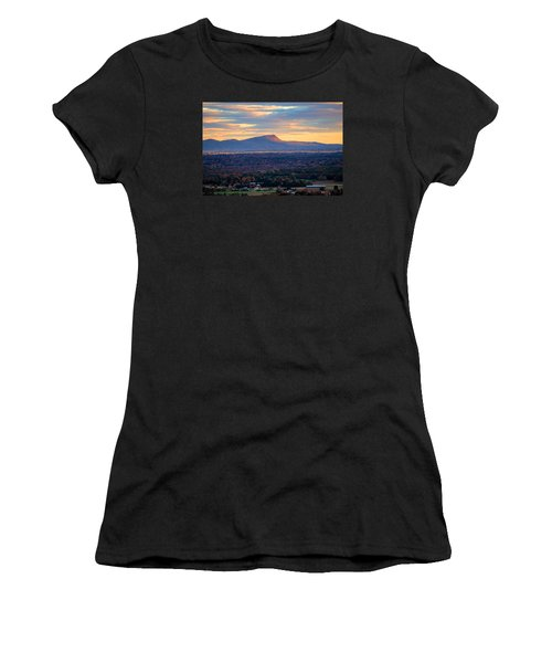 Sugarloaf View, South Deerfield, Ma Women's T-Shirt