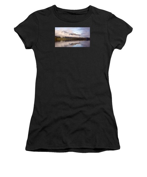 Sullivan Island Sunset Women's T-Shirt (Athletic Fit)