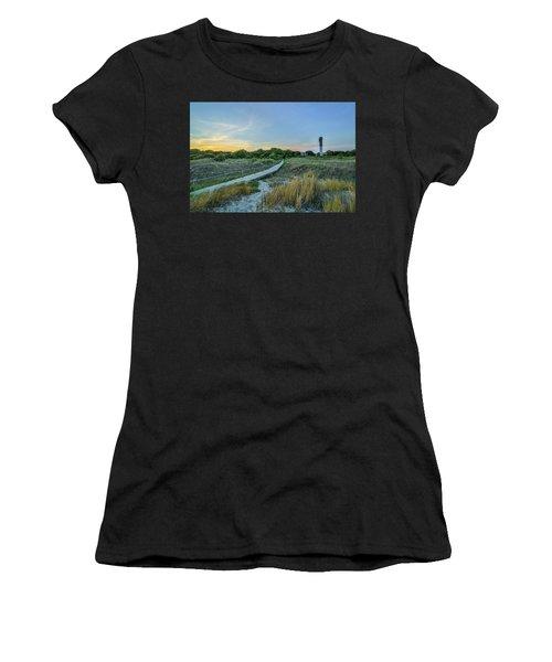 Sullivan's Island Evening Women's T-Shirt