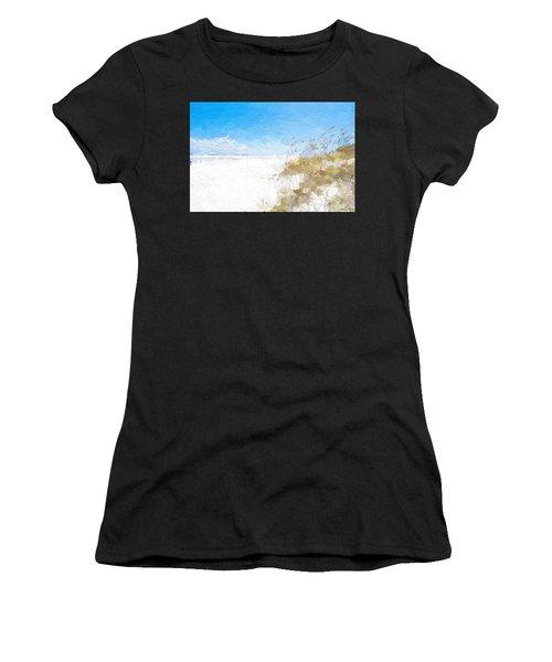 Summer Beach Dunes Women's T-Shirt
