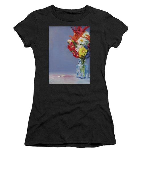 Summer Bouquet Women's T-Shirt