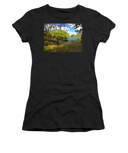 Summer Crossing Women's T-Shirt (Athletic Fit)