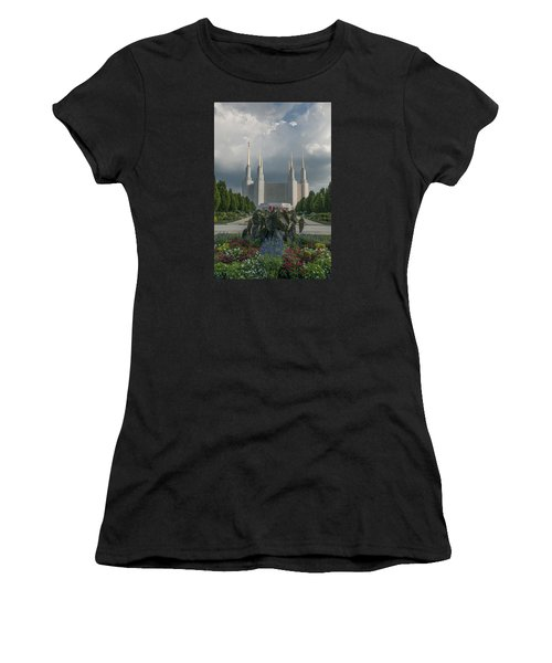 Summer Day At The Lds Women's T-Shirt