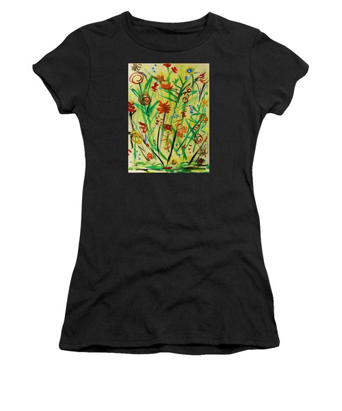 Summer Ends Women's T-Shirt (Athletic Fit)