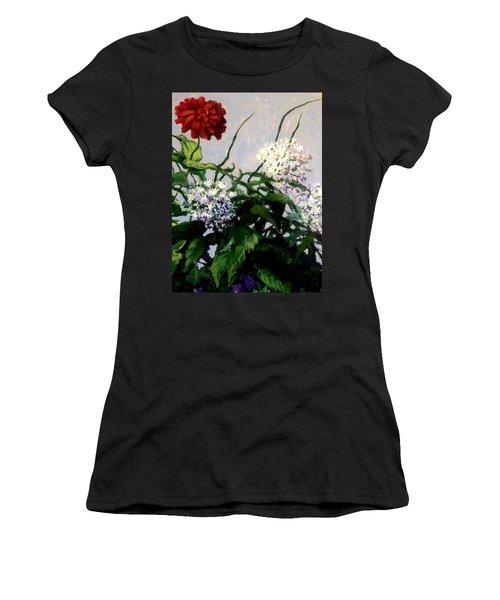 Summer Flowers 1 Women's T-Shirt