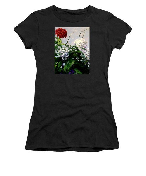 Summer Flowers 1 Women's T-Shirt