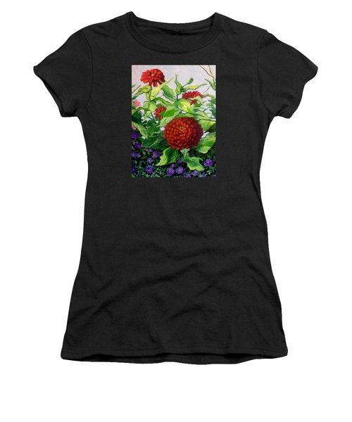 Summer Flowers 3 Women's T-Shirt