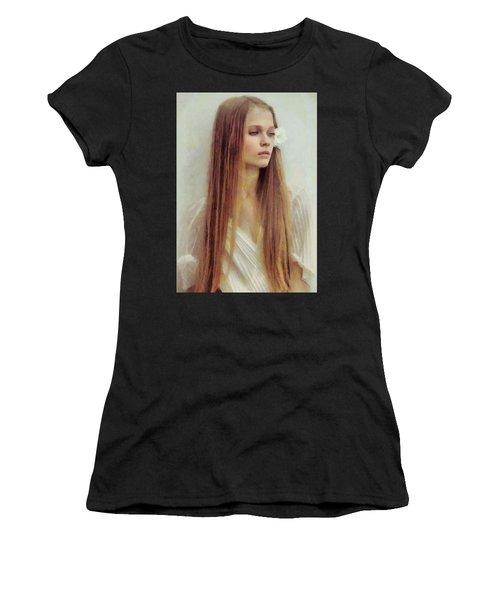 Summer Innocence Women's T-Shirt (Athletic Fit)