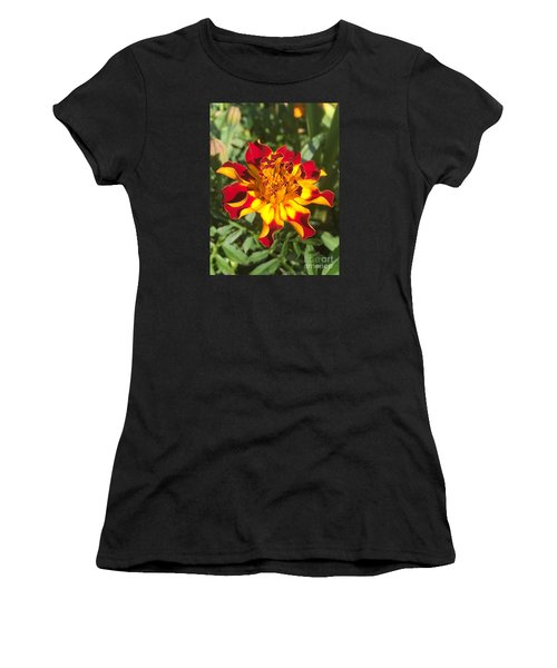 Summer Marigold Women's T-Shirt